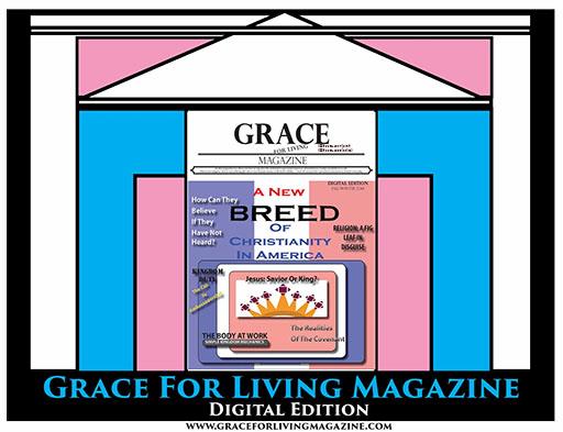 Grace For Living Magazine